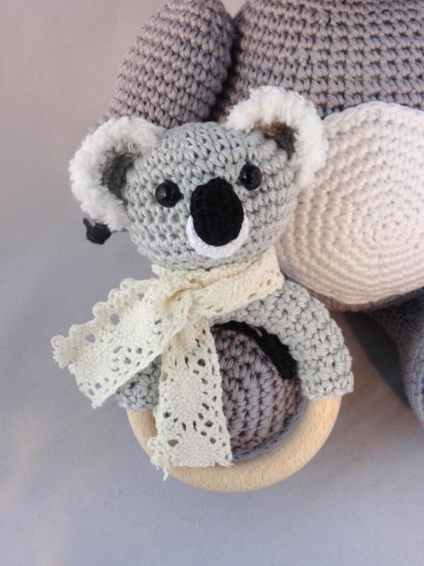 Haakpatroon Dani's Creaties Koala Pim Rammelaar