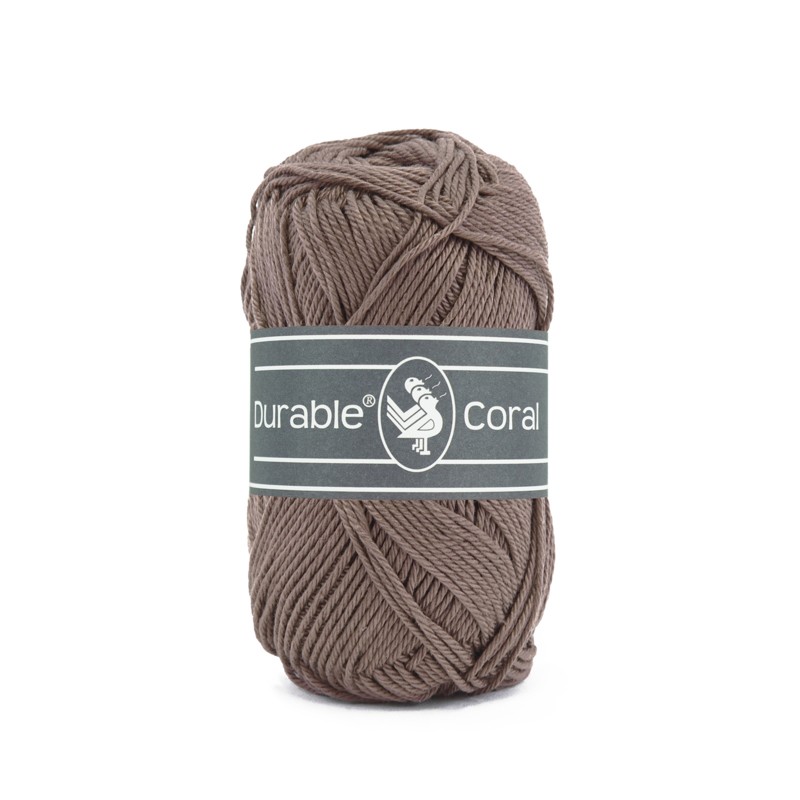 Durable Coral - 343 Warm Taupe