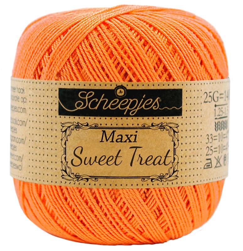 Scheepjes Maxi Sweet Treat 25 gram  - Peach 386