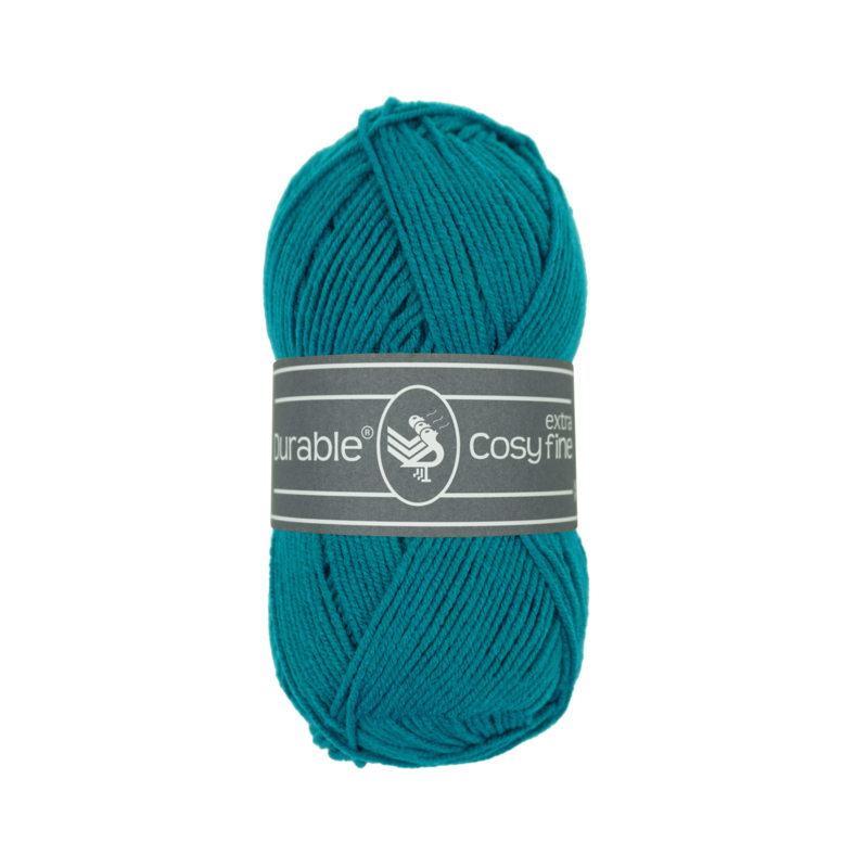 Durable Cosy extra fine - 2142 Teal