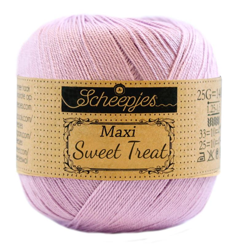 Scheepjes Maxi Sweet Treat 25 gram  - Light Orchid 226