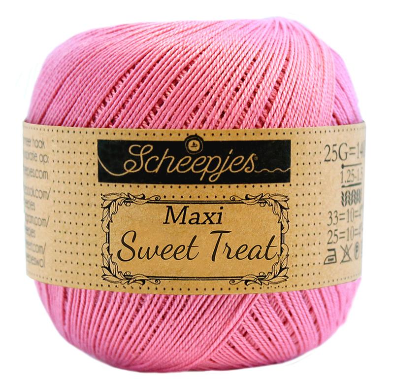 Scheepjes Maxi Sweet Treat  25 gram - Fresia 519