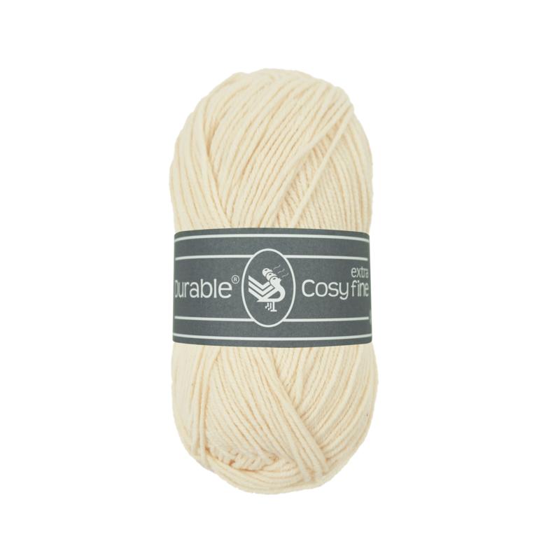 Durable Cosy extra fine - 2172 Cream
