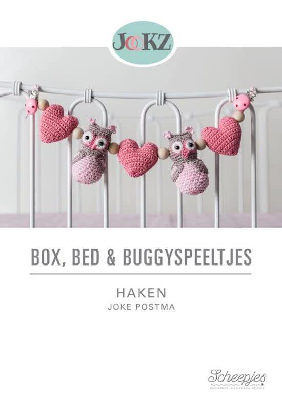 Box, bed en buggyspeeltjes haken