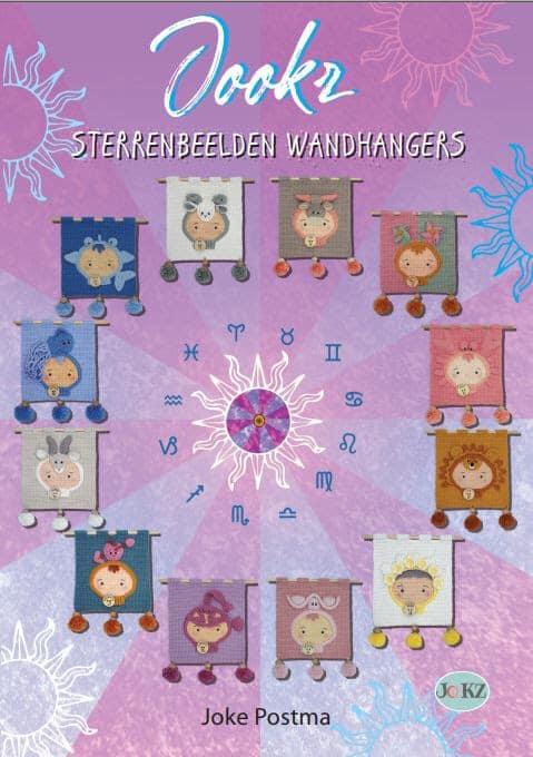 Jookz Booklet Sterrenbeelden Wandhangers PRE ORDER !