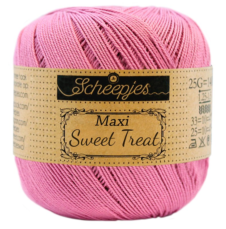 Scheepjes Maxi Sweet Treat 25 gram - Colonial Rose 398