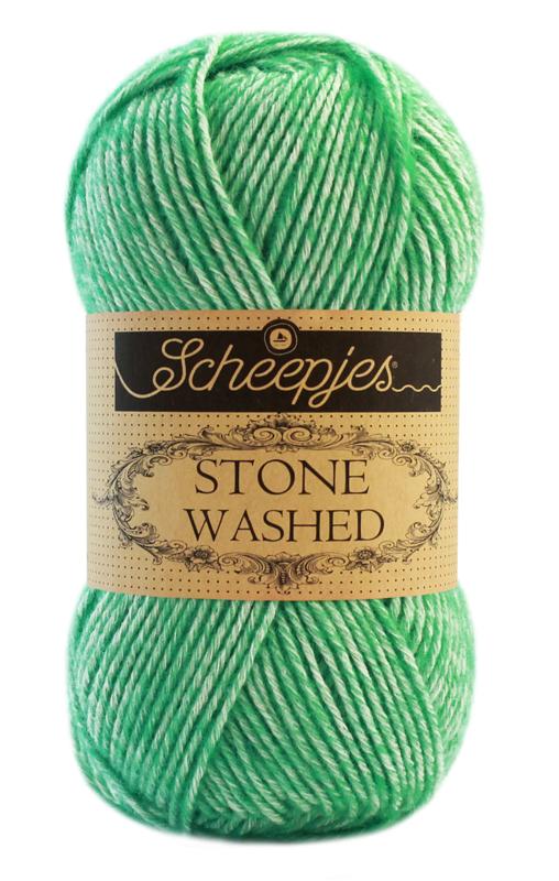 Scheepjeswol Stone Washed Forsterite 826