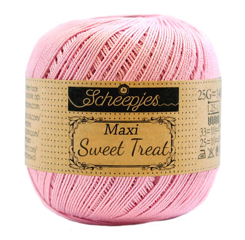 Scheepjes Maxi Sweet Treat 25 gram  - Tulip 222