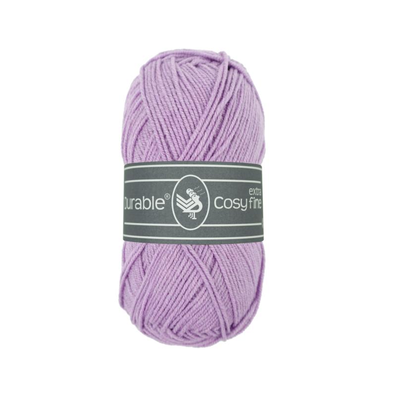 Durable Cosy extra fine - 396 Lavender
