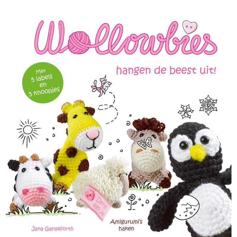 Wollowbies hangen de beest uit