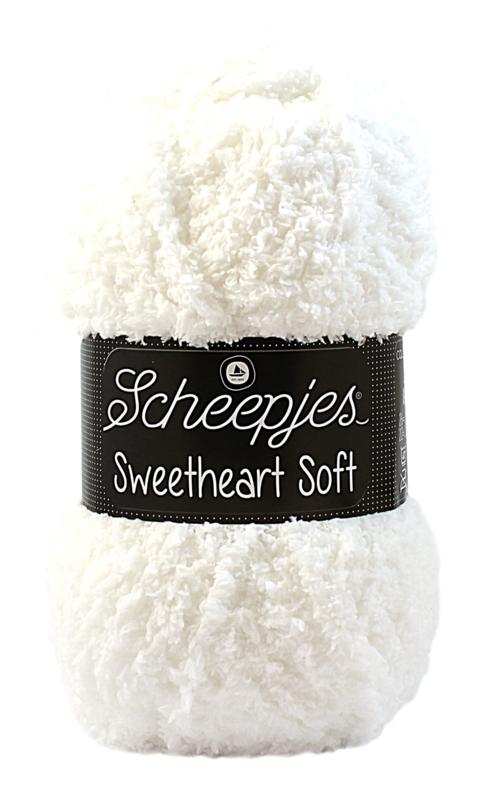 Scheepjes Sweetheart Soft 20 (wit)