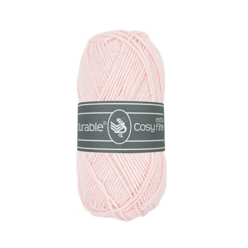 Durable Cosy extra fine - 203 Light Pink