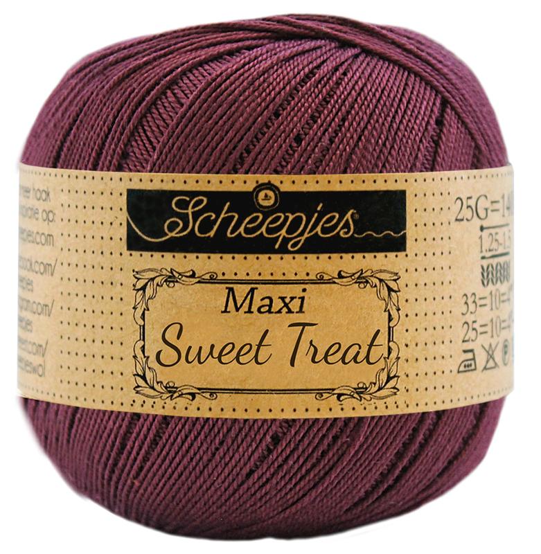 Scheepjes Maxi Sweet Treat  25 gram - Shadow Purple 394
