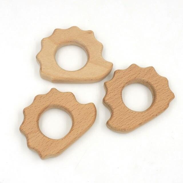 Houten ring egel