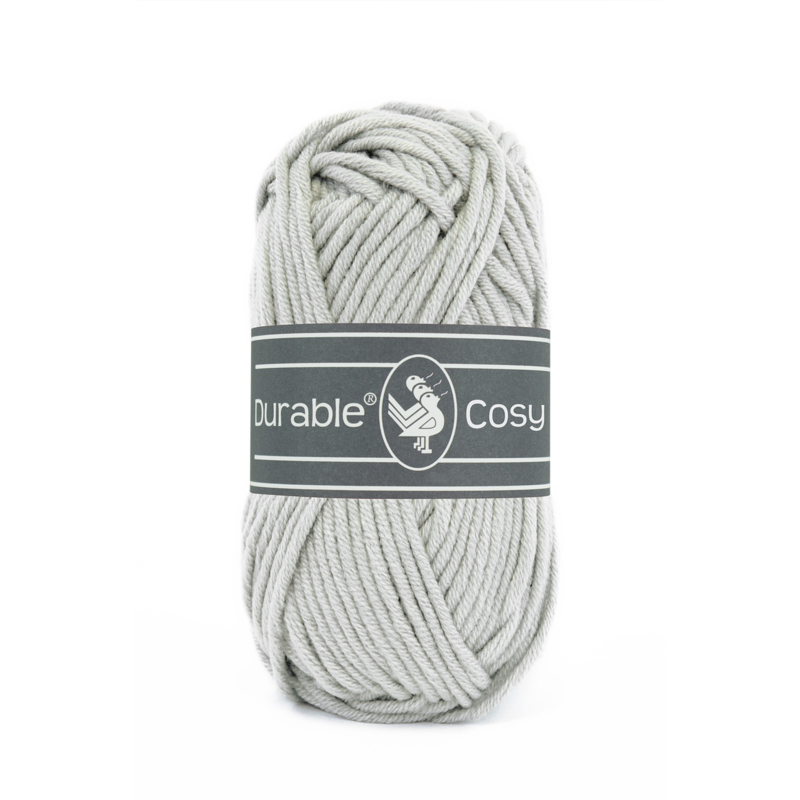 Durable Cosy - 2228 Silver Grey