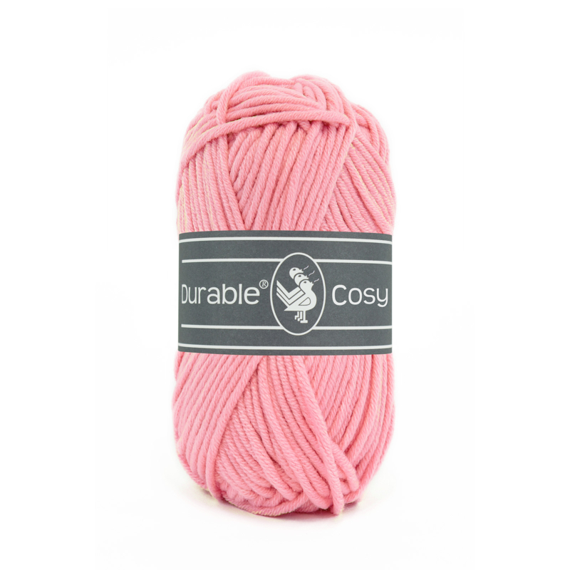 Durable Cosy - 229 Flamingo Pink