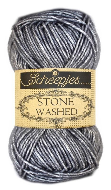Scheepjeswol Stone Washed Smokey Quartz 802