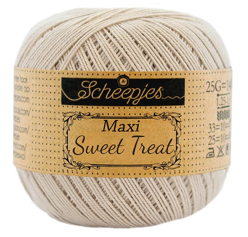 Scheepjes Maxi Sweet Treat  25 gram - Linen 505