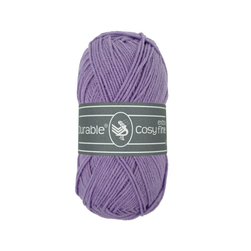 Durable Cosy extra fine - 269 Light Purple