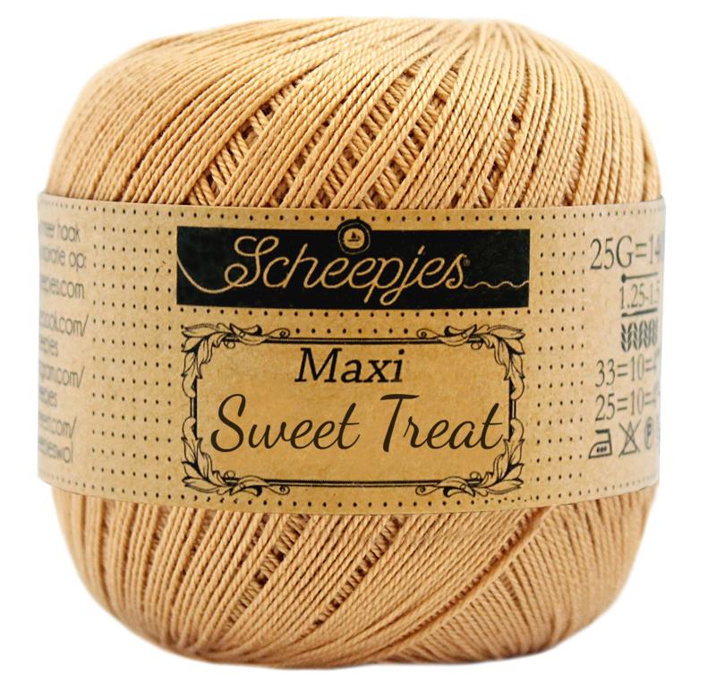 Scheepjes Maxi  Sweet Treat 25 gram -  Topaz  179