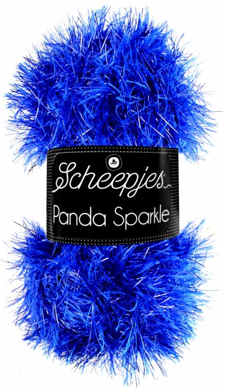 Scheepjes Panda Sparkle 360 Sapphire
