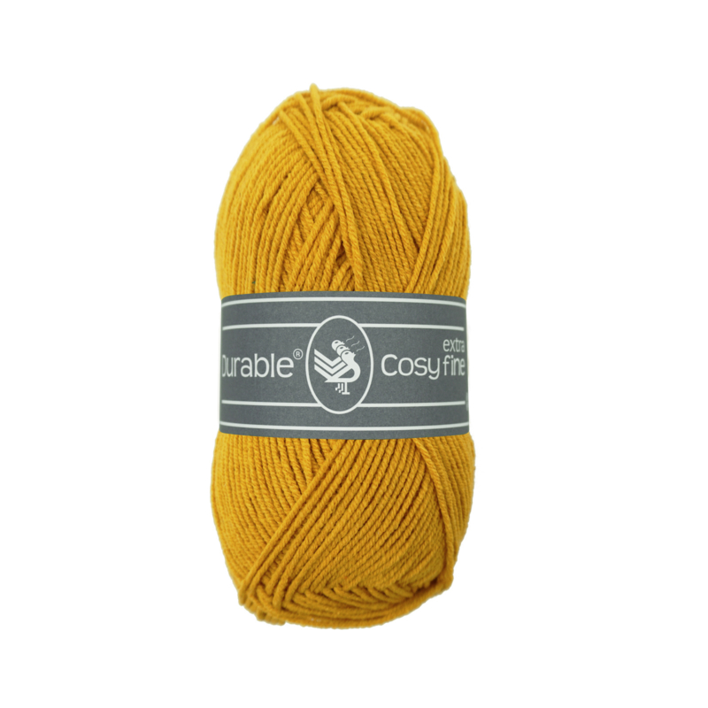 Durable Cosy extra fine - 2211 Curry
