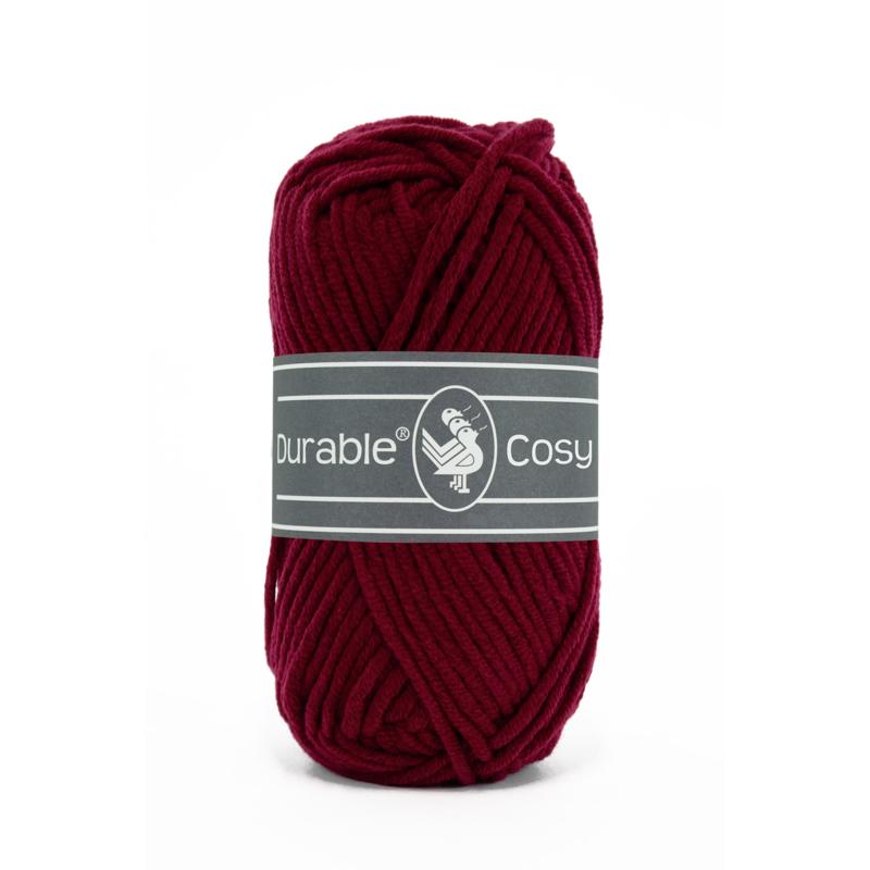 Durable Cosy - 222 Bordeaux