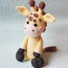 Garenpakket: Giraffe Gigi
