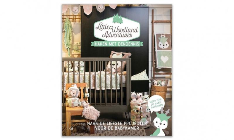Little Woodland Adventures haakboek PRE ORDER!