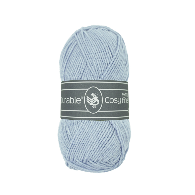 Durable Cosy extra fine - 2124 Baby Blue