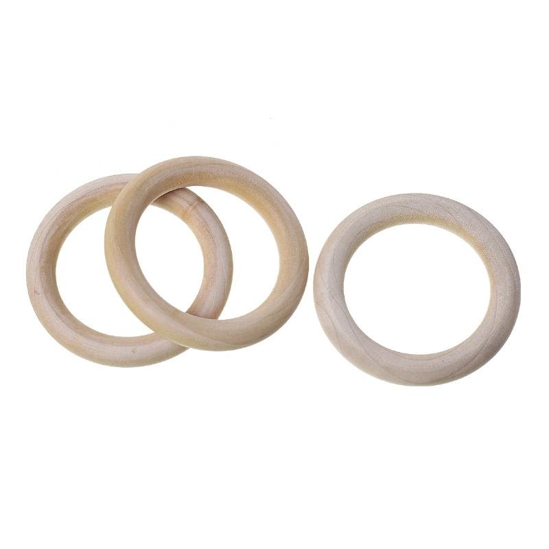 Houten ring 5,6 cm