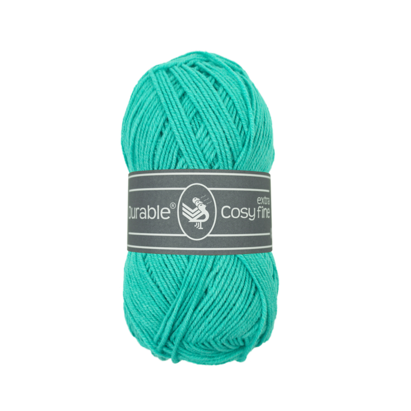 Durable Cosy extra fine - 2138 Pacific Green
