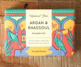 ARGAN & RHASSOUL HAARZEEP