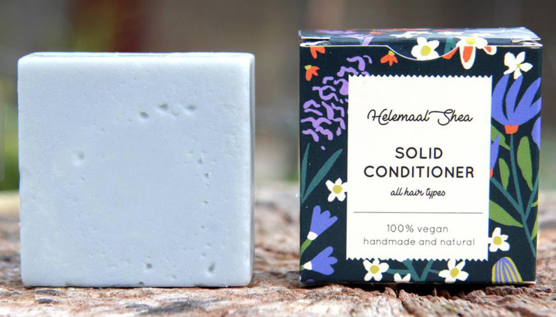 SOLID CONDITIONER // ALLE HAARTYPES