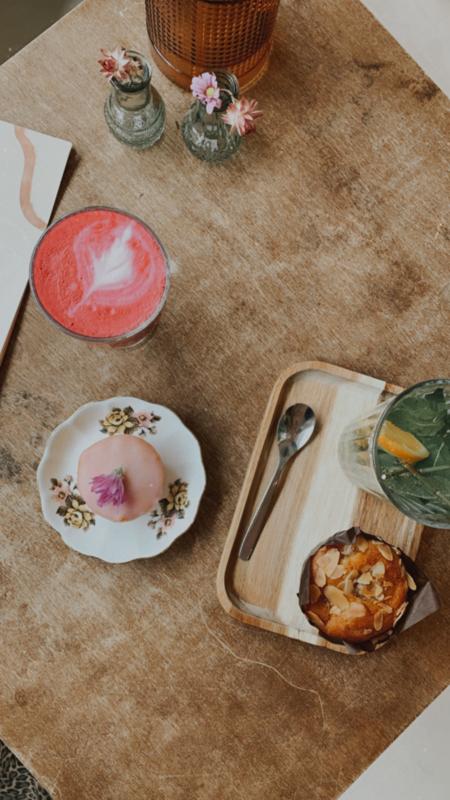 Appel muffin (los item bij te bestellen bij alle pakketten)