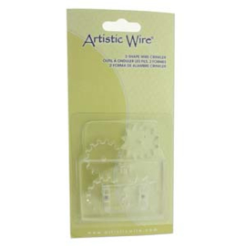 Zigzag wire vormer
