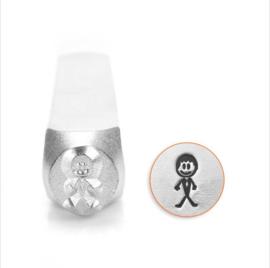 Impress-Art slagletter Groom/ bruidegom 7 mm