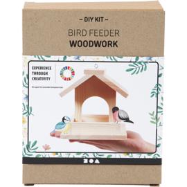 vogel voeder huisje