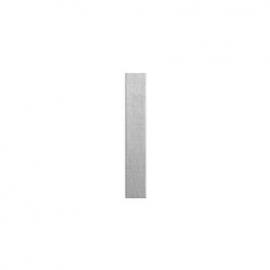 Aluminium strip 150 x 7 x2mm