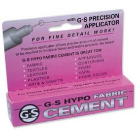 Cement textiel lijm