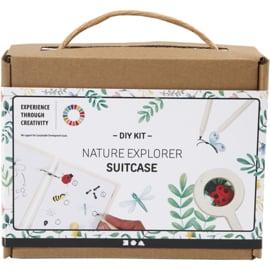 ontdekkingskoffer natuur