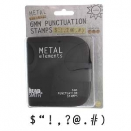 Punctuationset 6mm