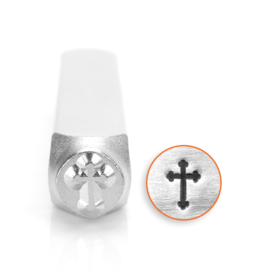 rounded Cross 6mm