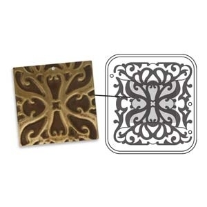 vintaj deco embossing set FILIGREE GARDEN