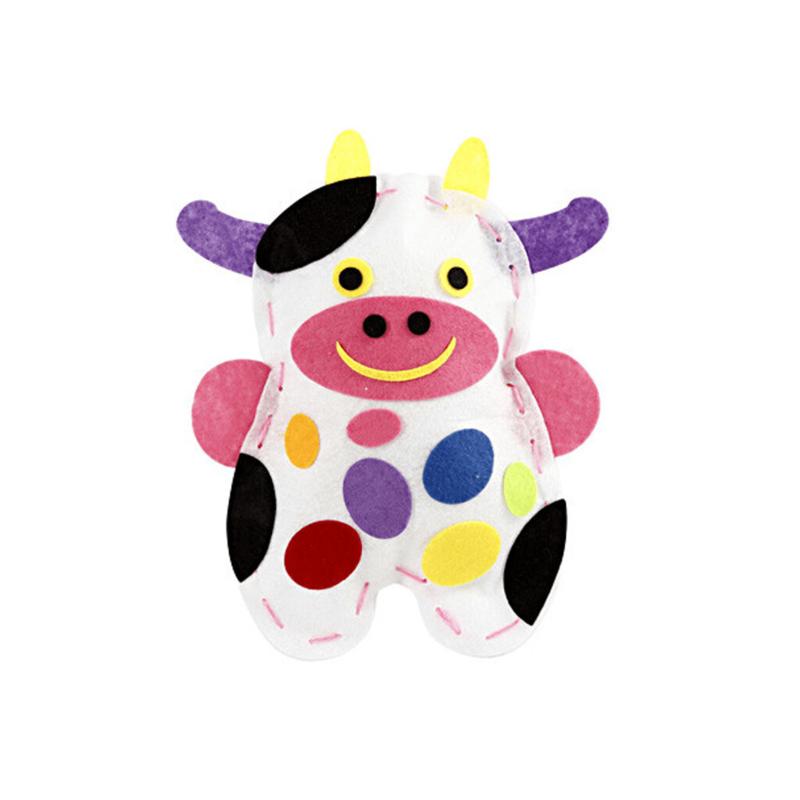 Vilt vriendje Celina de koe