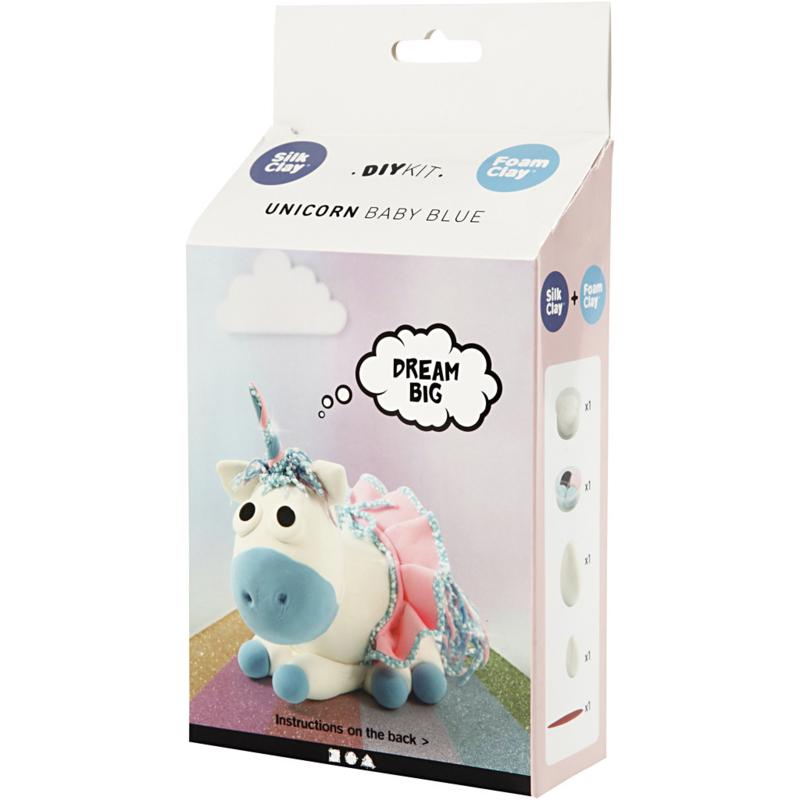 unicorn bleu