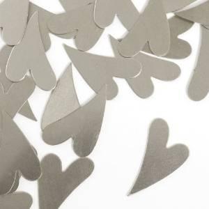 Swirly heart aluminium 32mm