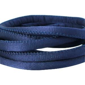 zijde draad donker blauw