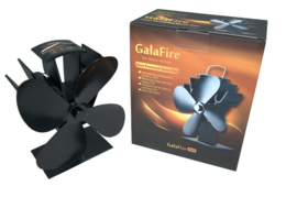 GalaFire N429 - Kachelventilator 290 m³/uur