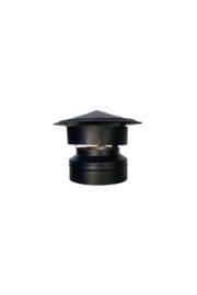Isotube Plus ZWART | Valwindtrekkap  150/200